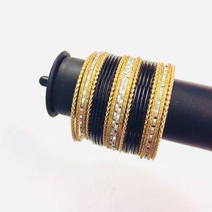🤩 Indian Pakistani wedding bangles set bracelets